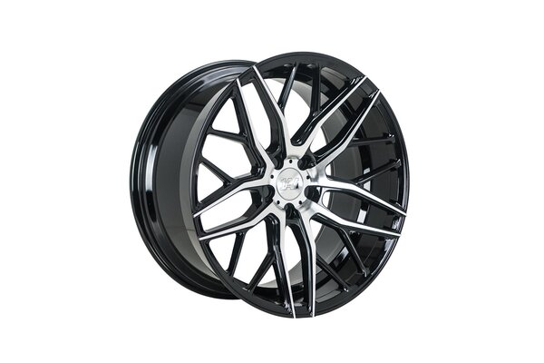 1AV ZX11 | 20x8,5 | 5x120 | ET25 | 72,6 | BLACK/POLISHED...