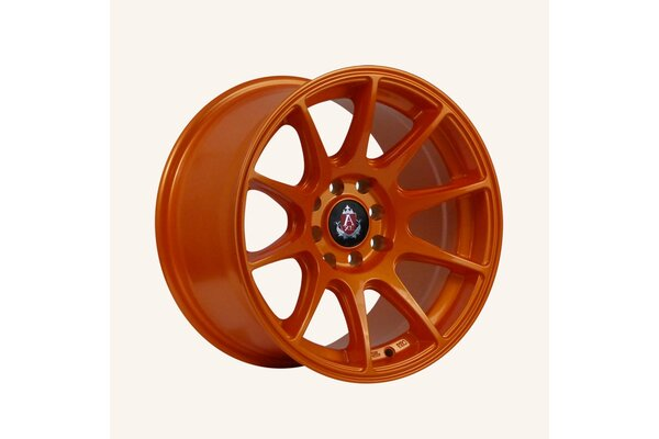 AXE EX8 | 15x8 | 4x100 | ET30 | 73,1 | ORANGE