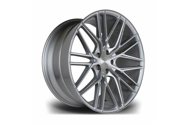 RIVIERA RV130 20X10 BLANK 20-45 74.1 SILVER BRUSHED