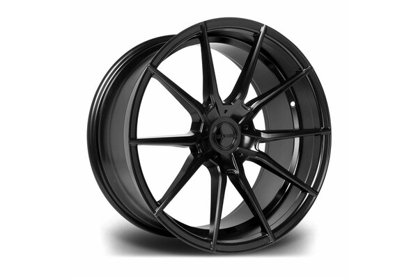 RIVIERA RV194 20X11 5X114.3 73.1 MATT BLACK - DRILLED