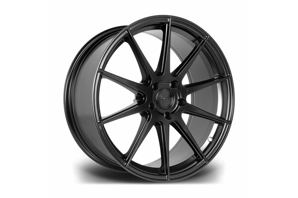 RIVIERA RV194 20X9 5X114.3 73.1 MATT BLACK - DRILLED