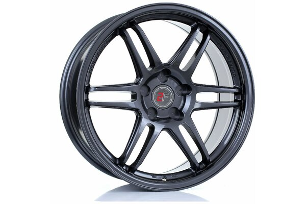 2FORGE ZF5 | 5X108 | 18x8 | ET 15 TO 35 | 76 | GLOSS...