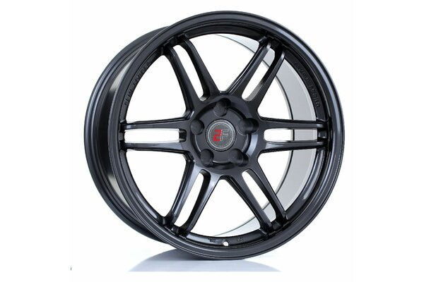 2FORGE ZF5 | 5X108 | 18x9 | ET 0 TO 35 | 76 | GLOSS GUNMETAL