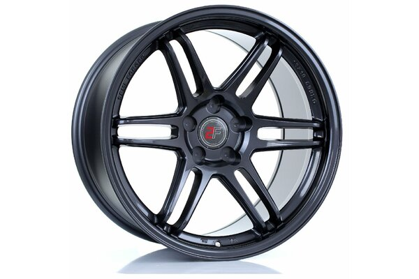 2FORGE ZF5 | 5X105 | 18x10 | ET 0 TO 35 | 76 | GLOSS...