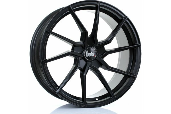 BOLA B25 | 5X100 | 18x8,5 | ET 25 TO 45 | 76 | MATT BLACK