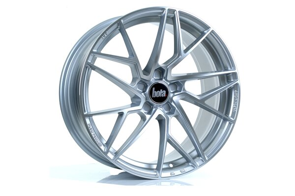 BOLA FLR | 5X110 | 18x8,5 | ET 40 TO 50 | 76 | SILVER...