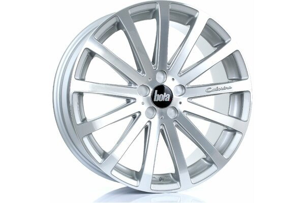 BOLA XTR | 5X105 | 20x8,5 | ET 20 TO 55 | 76 | SILVER...