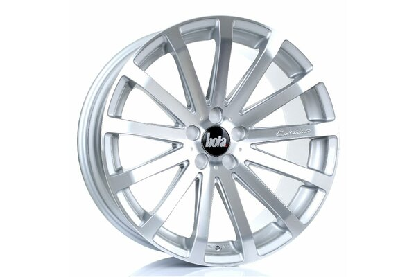 BOLA XTR | 5X100 | 20x9,5 | ET 20 TO 55 | 76 | SILVER...