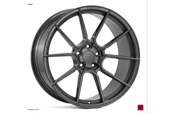 Ispiri Wheels FFR6|19x8.5|5x112|ET32|CARBON-GRAPHITE|PERFORMANCE-CONCAVE