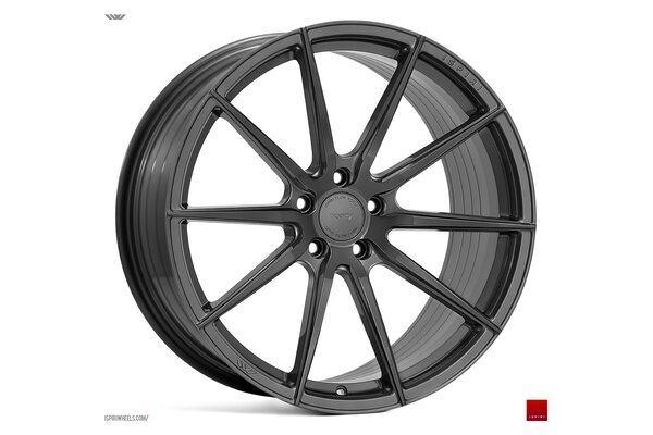 Ispiri Wheels FFR1|20x8.5|5x108|ET44|CARBON-GRAPHITE|PERFORMANCE-CONCAVE