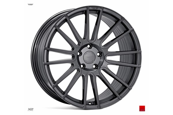 Ispiri Wheels FFR8|20x9.5|5x120|ET25|CARBON-GRAPHITE|PERFORMANCE-CONCAVE