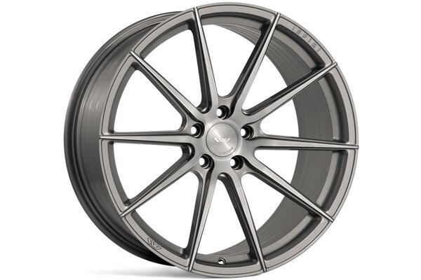 Ispiri Wheels FFR1|21x10.5|5x112|ET30|CARBON-GREY-BRUSHED|DEEP-CONCAVE
