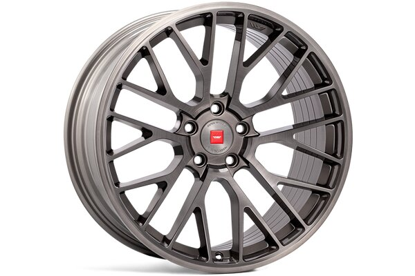 Ispiri Wheels FFP1|20x9.5|5x120|ET20|CARBON-GREY-BRUSHED|DEEP-CONCAVE