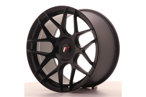 Japan Racing JR18 18x9,5 ET20-40 Blank Matt Bla