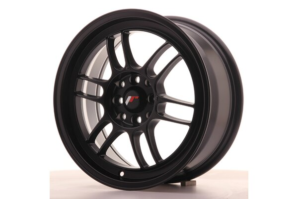 Japan Racing JR7 16x7 ET38 4x100/114 Matt Black