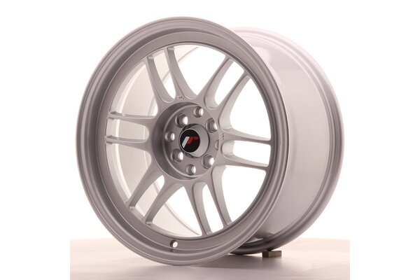 Japan Racing JR7 17x9 ET35 4x100/114,3 Silver